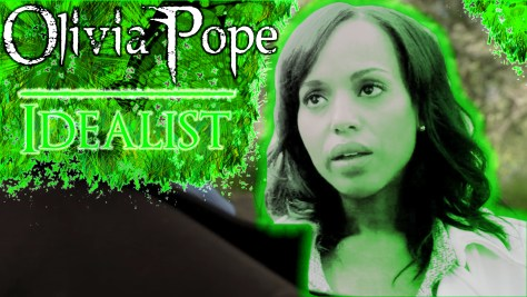Olivia Pope, ABC Network, Scandal, Kerry Washington