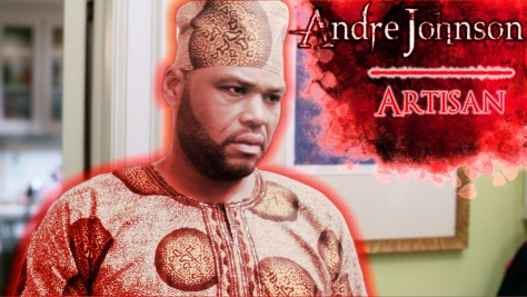 Andre Johnson Sr., ABC Network, Black-ish, Anthony Anderson