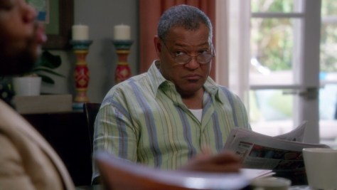 Earl Johnson, ABC Network, Black-ish, Laurence Fishburne