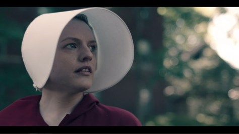 Offred, Hulu, MGM TV, The Handmaid's Tale, Elisabeth Moss