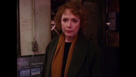 Catherine Martell, Twin Peaks, ABC Network, Showtime, Piper Laurie