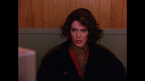 Donna Hayward, Twin Peaks, ABC Network, Showtime, Lara Flynn Boyle