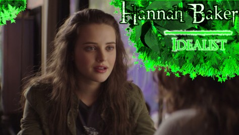 Hannah Baker, Netflix, 13 Reasons Why, Katherine Langford