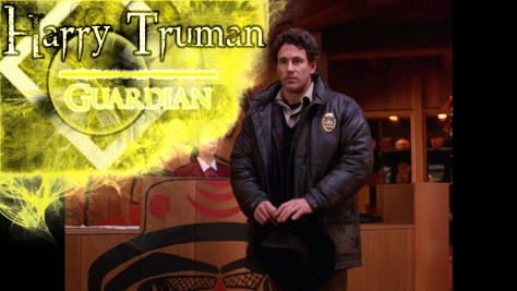 Harry S. Truman, Twin Peaks, ABC Network, Showtime, Michael Ontkean