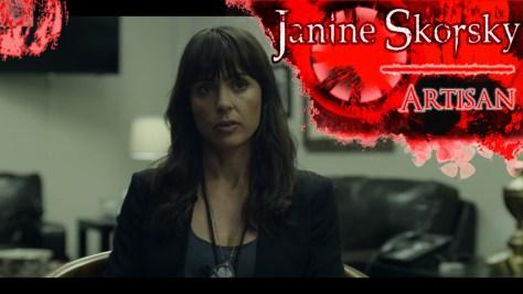 Janine Skorsky, House of Cards, Netflix, Constance Zimmer