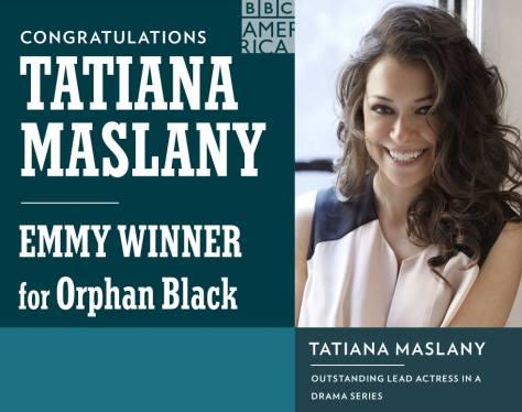Orphan Black, BBC America