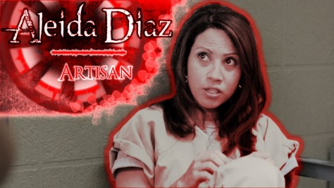 Aleida Diaz, Orange Is The New Black, Netflix, Elizabeth Rodriguez