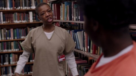 Poussey Washington, Netflix, Orange Is The New Black, Samira Wiley