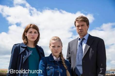 Broadchurch, BBC America, ITV, Netflix
