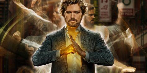 Danny Rand, Iron Fist, Marvel Entertainment, ABC Studios, Netflix, Finn Jones