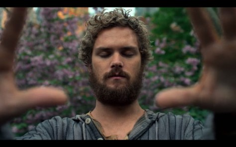 Danny Rand, Iron Fist, Marvel Entertainment, ABC Studios, Netflix, Finn Jones