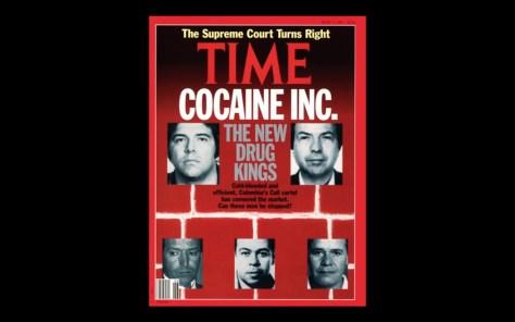 Narcos, Netflix, Gaumont International Television