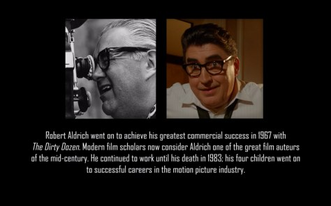 Robert Aldrich, Feud, Feud: Bette and Joan, FX Networks, 20th Century FOX TV, Alfred Molina