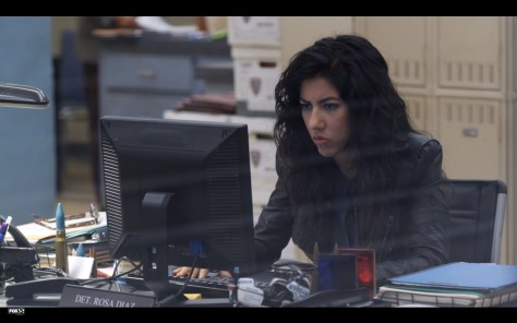 Rosa Diaz, Brooklyn Nine-Nine, Brooklyn 99, FOX Broadcasting, NBCUniversal TV, Stephanie Beatriz