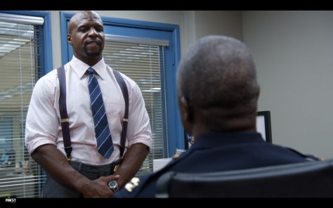 Terry Jeffords, Brooklyn Nine-Nine, Brooklyn 99, FOX Broadcasting, NBCUniversal TV, Terry Crews
