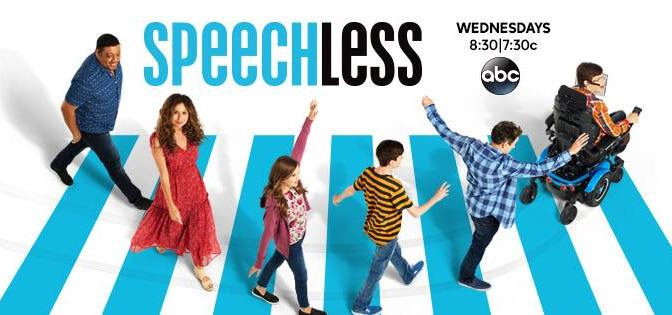 Speechless, ABC Network, ABC Studios, 20th Century FOX TV