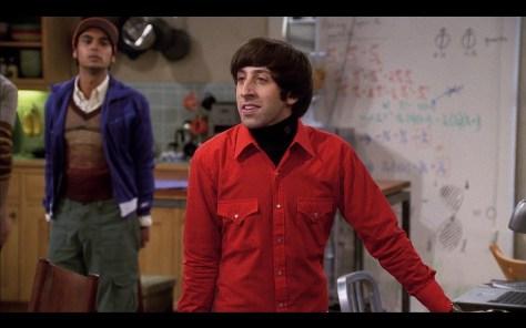 Howard Wolowitz, The Big Bang Theory, CBS Network, Warner Bros. TV, Simon Helberg