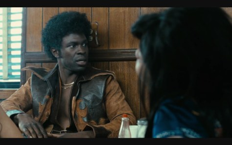 Larry Brown, The Deuce, HBO, HBO Entertainment, Home Box Office, 20th Century FOX TV, Gbenga Akinnagbe