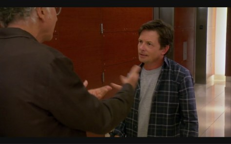 Michael J. Fox, Curb Your Enthusiasm, HBO, HBO Entertainment, Home Box Office, Warner Bros. TV, Michael J. Fox