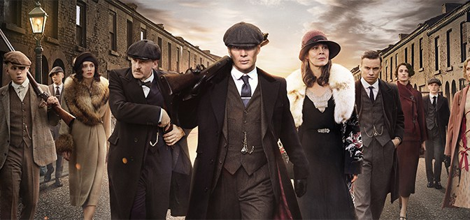 Peaky Blinders, BBC Two, BBC Worldwide, Endemol International, Netflix