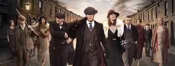 Peaky Blinders, BBC Two, BBC Worldwide, Endemol International, Netflix
