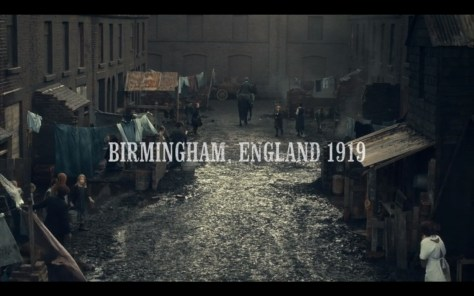 Peaky Blinders, BBC Two, BBC Worldwide, Endemol International BV Parent, Netflix