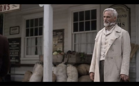 Thomas Kinnear, Alias Grace, Netflix, CBC Television, Paul Gross