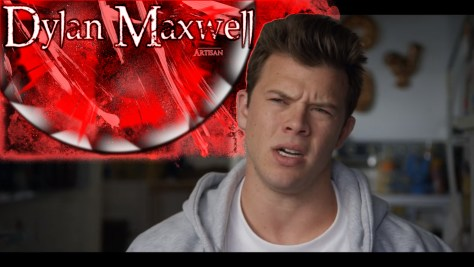 Dylan Maxwell, American Vandal, Netflix, Woodhead Entertainment, 3 Arts Entertainment, Funny or Die, CBS Television Studios, Jimmy Tatro