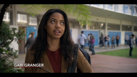 Gabi Granger, American Vandal, Netflix, Woodhead Entertainment, 3 Arts Entertainment, Funny or Die, CBS TV Studios, Camille Hyde