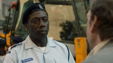Commander Onyango, The Looming Tower, Hulu, Wolf Moon Productions, South Slope Pictures, Jigsaw Productions, Legendary Television