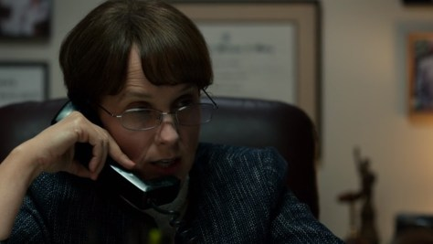 Mary Jo White, The Looming Tower, Hulu, Wolf Moon Productions, South Slope Pictures, Jigsaw Productions, Legendary Television, Jennifer Dundas