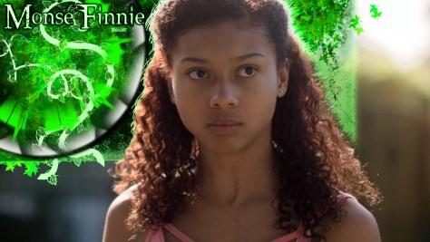 Monse Finnie, On My Block, Netflix, Crazy Cat Lady Productions, Sierra Capri