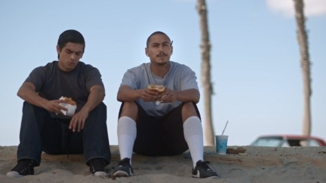 Oscar Diaz, On My Block, Netflix, Crazy Cat Lady Productions, Julio Macias