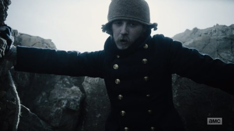 Cornelius Hickey, The Terror, AMC, AMCtv, Scott Free Productions, Entertainment 360, Emjag Productions, AMC Studios, Adam Nagaitis