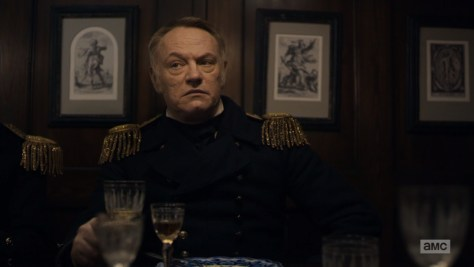 Captain Francis Crozier, The Terror, AMC, AMCtv, Scott Free Productions, Entertainment 360, Emjag Productions, AMC Studios, Jared Harris