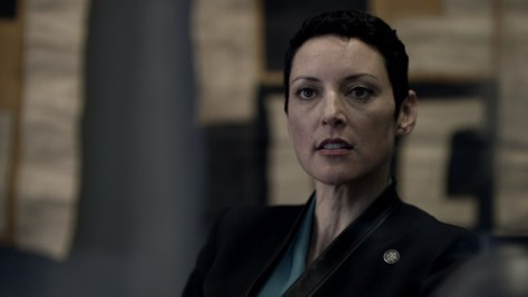 Captain Shaddid, The Expanse, SyFy, NBCUniversal, Amazon Prime, Penguin in a Parka, SeanDanielCo, Alcon Entertainment, Alcon Television Group, Lola Glaudini