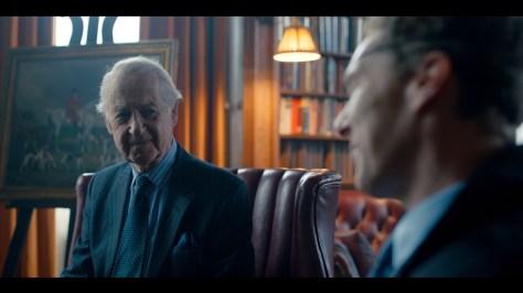 George Watford, Patrick Melrose, Showtime, Sky Atlantic, John Standing