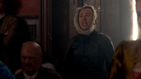 Florence Scanwell, Harlots, Hulu, Monumental Pictures, ITV Encore, ITV plc, Dorothy Atkinson