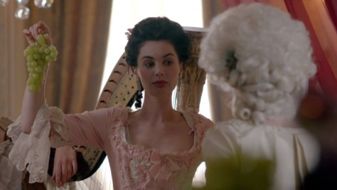Marie Louise D'Aubigne, Harlots, Hulu, Monumental Pictures, ITV Encore, ITV plc, Poppy Corby-Tuech