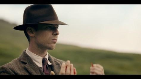 Dr. Arthur Calgary, Ordeal By Innocence, BBC One, Amazon Prime Video, Mammoth Screen, Agatha Christie Limited, Luke Treadaway