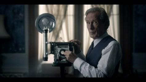 Leo Argyll, Ordeal By Innocence, BBC One, Amazon Prime Video, Mammoth Screen, Agatha Christie Limited, Bill Nighy