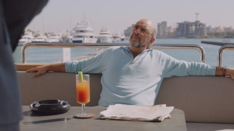 Brett Anderson, Ballers, HBO, Home Box Office Inc., HBO Entertainment, Warner Bros. Television Distribution, Film 44, Seven Bucks Entertainment, Leverage Entertainment, Closest to the Hole Productions, Richard Schiff