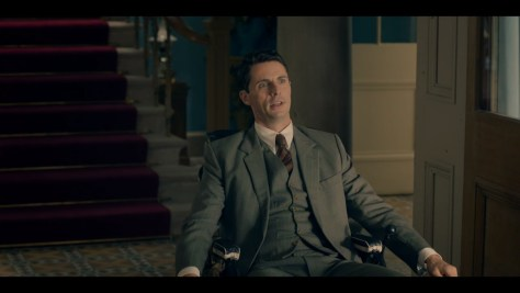 Philip Durrant, Ordeal By Innocence, BBC One, Amazon Prime Video, Mammoth Screen, Agatha Christie Limited, Matthew Goode