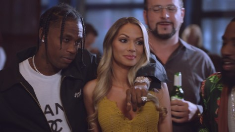 Travis Scott, Ballers, HBO, Home Box Office Inc., HBO Entertainment, Warner Bros. Television Distribution, Film 44, Seven Bucks Entertainment, Leverage Entertainment, Closest to the Hole Productions