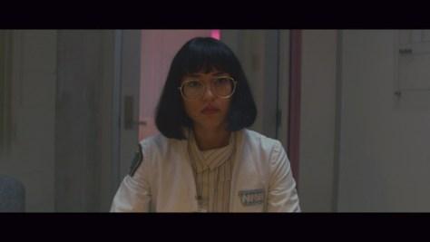 Dr. Azumi Fujita, Maniac, Netflix, Parliament of Owls, Rubicon TV, Anonymous Content, Paramount Television, Sonoya Mizuno