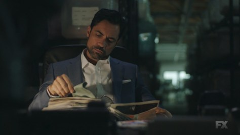 Miguel Galindo, Mayans M.C., FX Networks, FX, Sutter Ink, Fox 21 Television Studios, FX Productions, 20th Television, Danny Pino