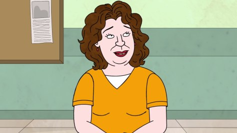 Margo Martindale, BoJack Horseman, Netflix, The Tornante Company, Boxer vs. Raptor, ShadowMachine, Debmar-Mercury, Margo Martindale