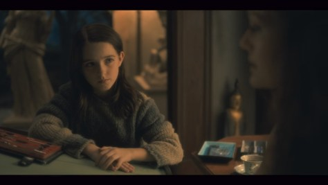 Young Theo Crain, The Haunting of Hill House, Netflix, FlanaganFilm, Amblin Television, Paramount Television, Mckenna Grace
