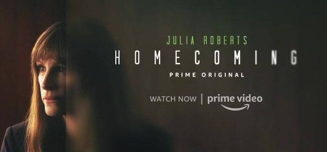 Homecoming, Amazon Prime Video, Esmail Corp, Gimlet Pictures, Crocodile, We Here At, Red Om Films, Anonymous Content, Universal Cable Productions, Amazon Studios, Amazon Video