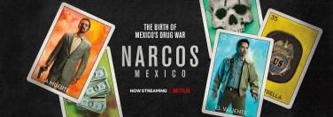 Narcos: Mexico, Netflix, Gaumont International Television